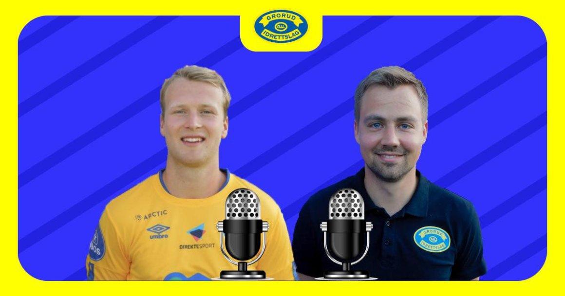 Årets første podcast!