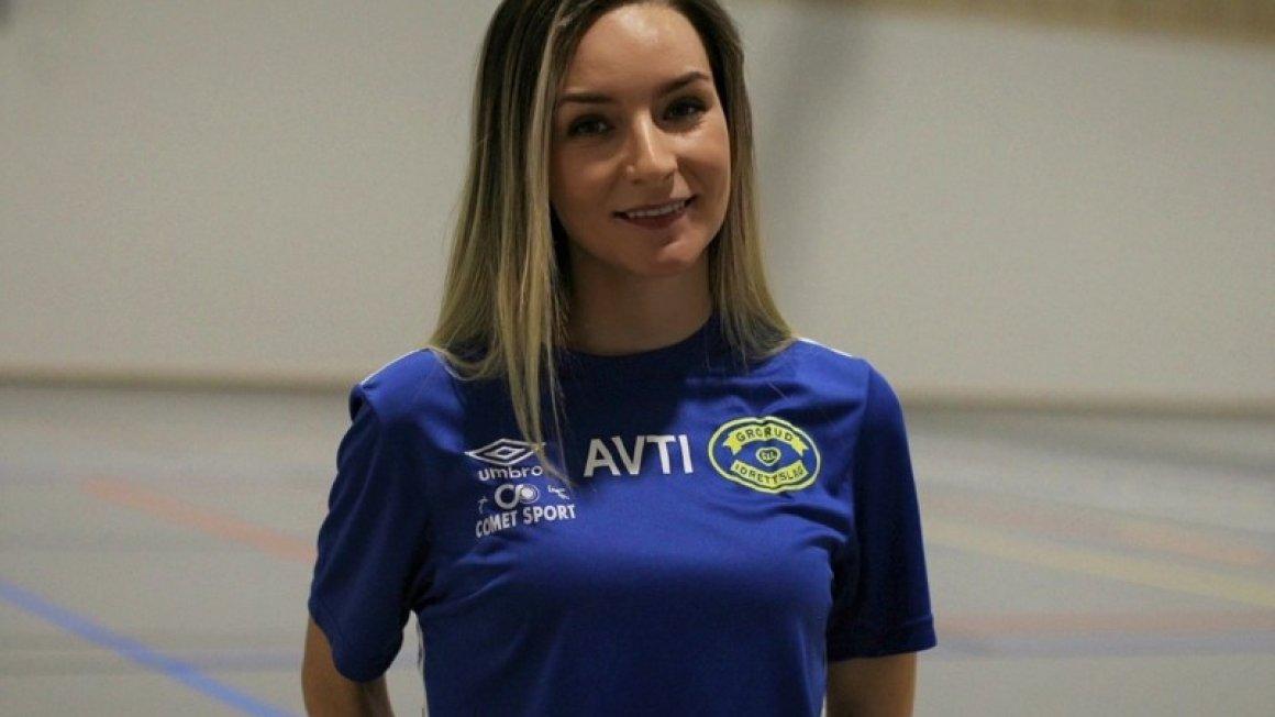 Anita er leder i samfunnsavdelingen